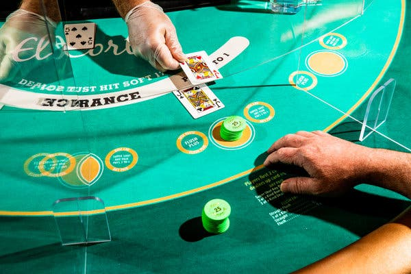 What The Specialists Are Saying About Gambling