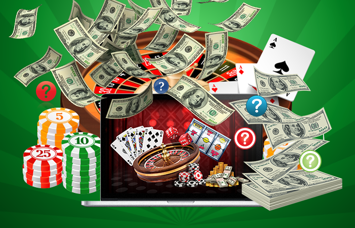 Soiled Information About Online Gambling Revealed